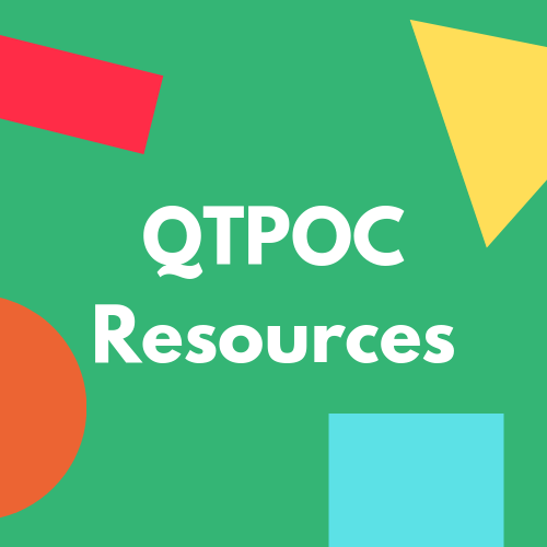 QTPOC Resources